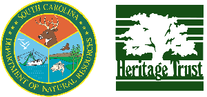 scdnr and heritage trust logos